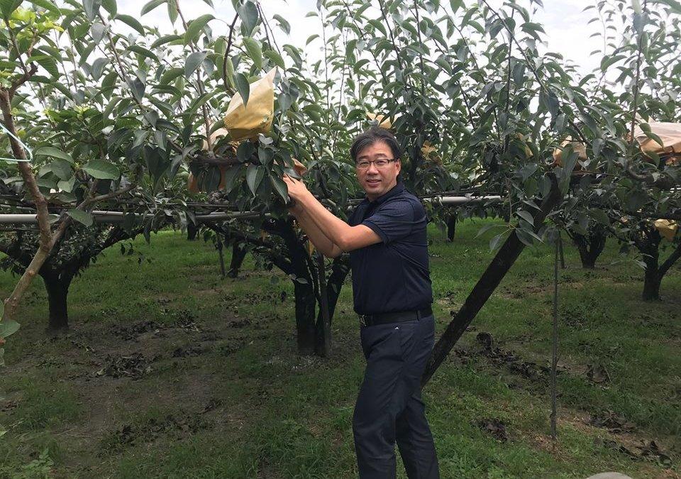 逢興生技為台灣農民盡一份力